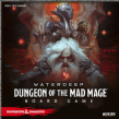 Dungeons & Dragons Board Game: Waterdeep - Dungeon of the Mad Mage (Standard Edition)